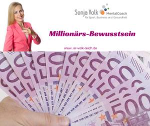 Millionärs-Bewusstsein