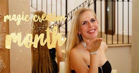Sonja Volk Magic Creation Month